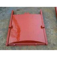 鑫川1*1米铸铁钢闸门的优点