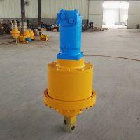 专业生产吊车塔吊用回转减速机 厂家多种型号液压回转机构