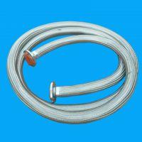 启航厂家专业生产销售平面活套螺母接头金属软管