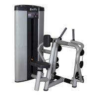 苏州健身器材苏州跑步机湖北百利恒大腿伸展训练器S113商用器械