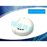 企业级WS-AP2403Hi无线网络覆盖设备 工业级ap 南昌锡盛微视 无线监控专家