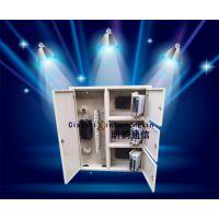 昕韵壁挂式冷轧板24-72芯三网合一配线箱