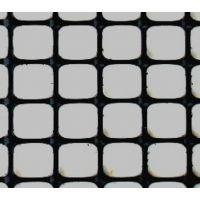 双拉塑料格栅可用作土挡墙嘛 湘潭市有做双向塑料格栅厂子嘛