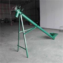 兴亚舟山市移动式垂直上料输送机 化工颗粒反应釜不锈钢螺旋提升机