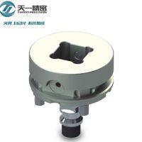 供应D72EDM不锈钢夹头 兼容EROWA电极座 方型电极夹头
