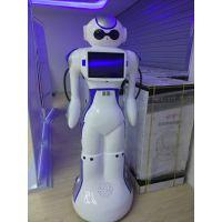 卡伊瓦高科技大白迎宾营销导购机器人全国租赁厂家直销