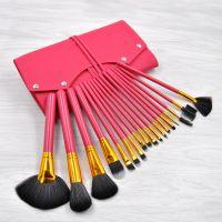 kainuoa/凯诺化妆刷工厂批发18支化妆刷套装 全套彩妆工具