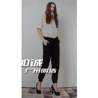 广州哪里有CSG品牌折扣店货源 品牌女装折扣好做吗