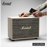 马歇尔 MARSHALL woburn 旗舰摇滚复古重低音无线蓝牙音箱 郑州专卖店河南总代理