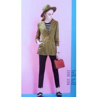 时尚品牌女装千百惠多种款式复古女装加盟库存服装尾货