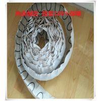 隧道透水管 Ω型半圆管隧道弹簧专用排水管厂家直销