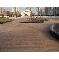防腐木地板施工价格最低15517173337汝州承接售后服务好