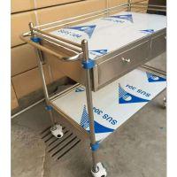 医院专用光森不锈钢组装式治疗车