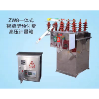 JLSZWY-10Ⅲ ZW8一体式智能型预付费高压计量箱