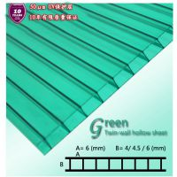 贾汪供应用于生态餐厅阳光板|温室大棚|采光顶棚阳光板