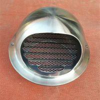 不锈钢外气口/厨房排气罩/半球型外墙防雨帽出风口 厂家直销