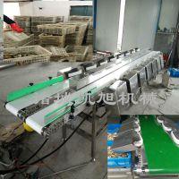 凯旭厂家直销海蛎子自动分拣机 牡蛎重量分级机器