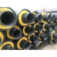 厂家批发预制钢套钢直埋保温管