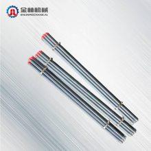 中国山东省月底促销凿岩机配件B22钻杆生产矿用钻杆