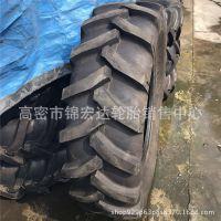 厂家供应 喷灌机轮胎 14.9-24 R-1 人字花纹灌溉轮胎