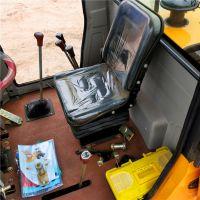 埋电线杆打坑机 快速施工 铲车安装电线杆打孔机钻头len