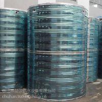 滨州圆柱体保温水箱_楚汉不锈钢浴池保温水箱安装工程队