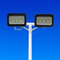 球场灯杆配置方案免费设计 广州灯杆安装送货 款式可定制 高度选择