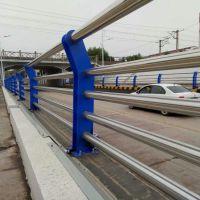 河北供应不锈钢复合管桥梁防撞护栏 喷塑立柱板