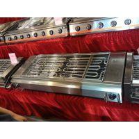 供应加宽电烤炉 无烟振鑫电烤炉设备厂家直销全钢电烤设备