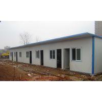 唐山复合板保暖彩钢板房 滦县焊接式防风活动房 祈虹彩钢