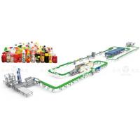 供应PET/PE/PP瓶饮料/瓶装水包装生产线—永创通达
