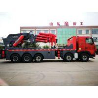 供应RK4800 120吨 半折 折臂式随车起重机