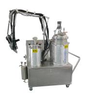 广东PU灌胶机厂家供应久耐 高温脚轮灌胶机