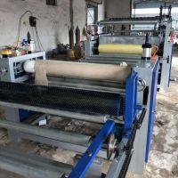木工板材热转印贴面机 PVC大板转印机 石膏板贴面机 生产线质优