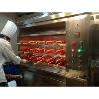 供应 顺成公司新品电巴西烤肉机 电烤炉
