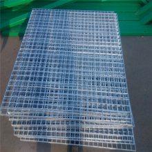 钢格板制造厂家 钢格板安装夹 复合水沟盖板