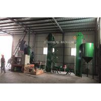 朝盛ZS-100 zs-200型 铸造业用设备 济南覆膜砂设备 生产线