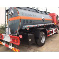 厂家直销10吨硫酸槽罐车价格优惠