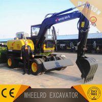 供应沃尔华875-9M配备抓木机挖掘机