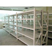 武汉永硕昌达货架标准中型货架仓储货架办公家用四层置物架200KG
