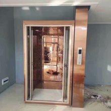 北京家用小型升降机北京别墅家用电梯坦诺厂家定做