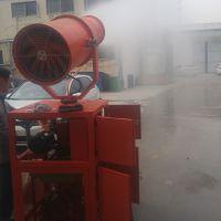 济南降尘喷雾机为除粉尘而生