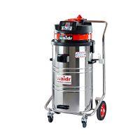 小型单相工业吸尘器WX-2078BA手推式80L吸尘器威德尔厂家直销