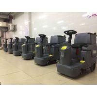 石家庄洗地机驾驶式洗地机BD50/70R 物业 广场 医院地面清洗设备供应商