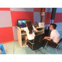 高清虚拟演播室系统搭建培训与教学,天创华视多功能虚拟抠像设备供应