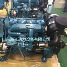 北内F4L912T增压风冷四冲程柴油机 40千瓦
