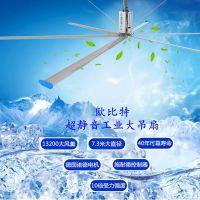 东莞瑞泰风大型工业吊扇,轮毂10倍大风扇受力结构强度设计