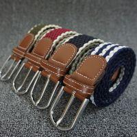 皮带批发价格_河南皮带招商加盟_帆布腰带编织带皮带针扣腰带