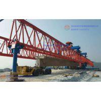河南省新东方荷泽项目工地40/160架桥机