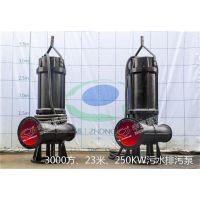大功率污水泵厂家型号价格